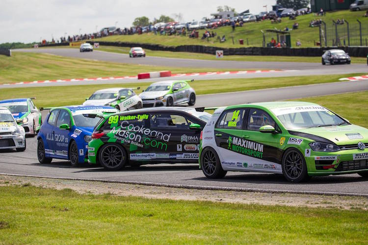 VW Cup Oulton Park Race Two 5