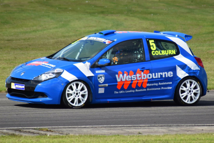 Westbourne team with barc for clio cup series promotion for National motor club phone number