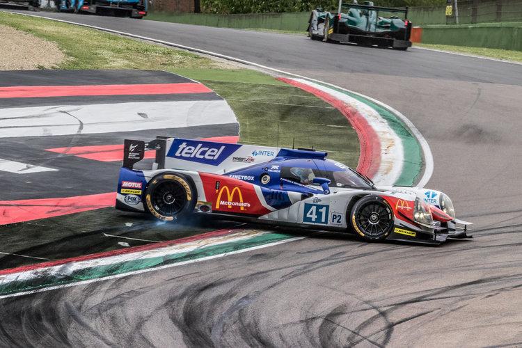 Car #41 / GREAVES MOTORSPORT / GBR / Ligier JS P2 - Nissan / Memo Rojas (MEX) / Julien Canal (FRA) / Jakub Giermaziak (POL) - ELMS 4 Hours of  Imola - Autodromo Enzo e Dino Ferrari - Imola - Italy