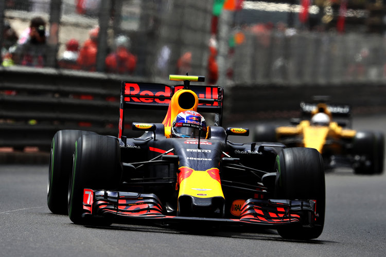 Max Verstappen - Credit: Credit: Mark Thompson/Getty Images