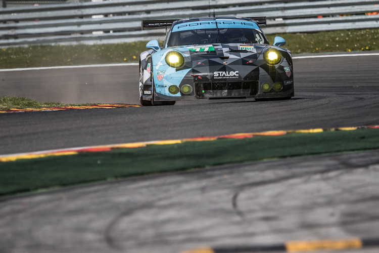 Dempsey-Proton Racing haven't had the year they'd have wanted to so far this year (Credit: Adrenal Media)
