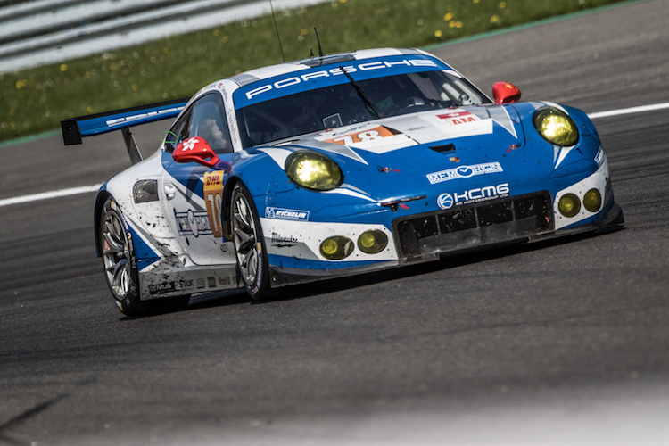 KCMG have good experience in prototypes but need a good result to keep their WEC campaign alive (Credit: Adrenal Media)