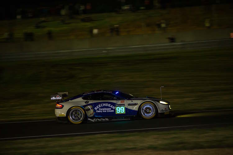 Beechdean have vast GT experience and will hope that experience can translate to Le Mans (Credit: Craig Robertson/SpeedChills.com)