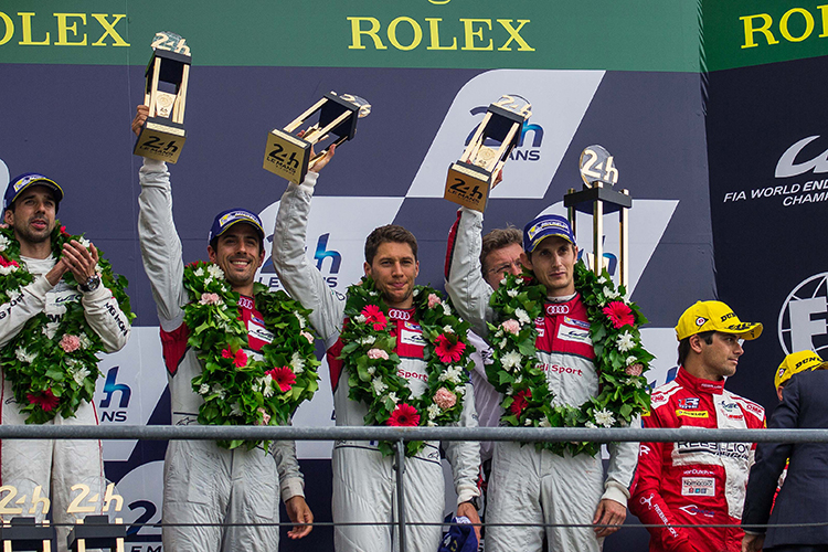 GALLERY – 2016 24 Hours of Le Mans – LMP1