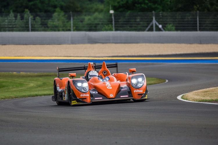 #38 G-Drive Racing - Credit: Craig Robertson / www.speedchills.com