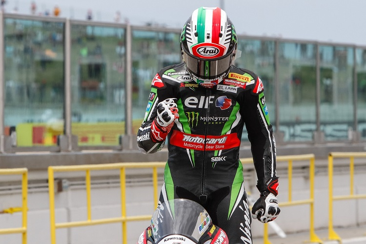 Jonathan Rea - Photo Credit: WorldSBK.com