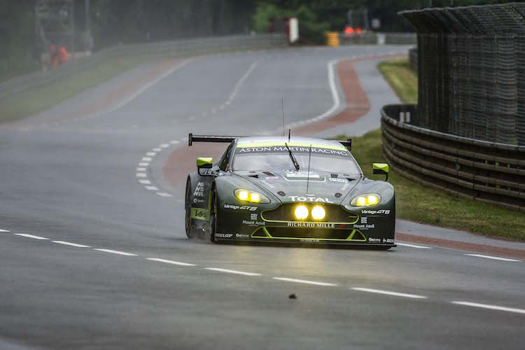 Aston Martin Racing will be looking to bring British pride to the 24 Hours (Credit: Craig Robertson/SpeedChills.com)