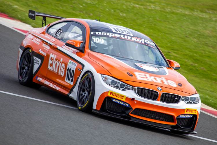 Racing Team Holland by Ekris Motorsport claimed pole position in the GT4 European Series (Credit: Nick Smith/TheImageTeam.com)
