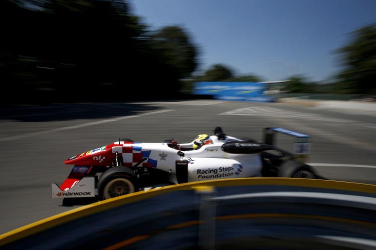 Ben Barnicoat - Credit: FIA Formula 3 European Championship