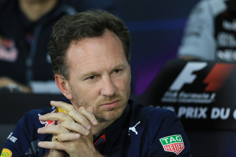 Christian Horner - Credit: Octane Photographic Ltd