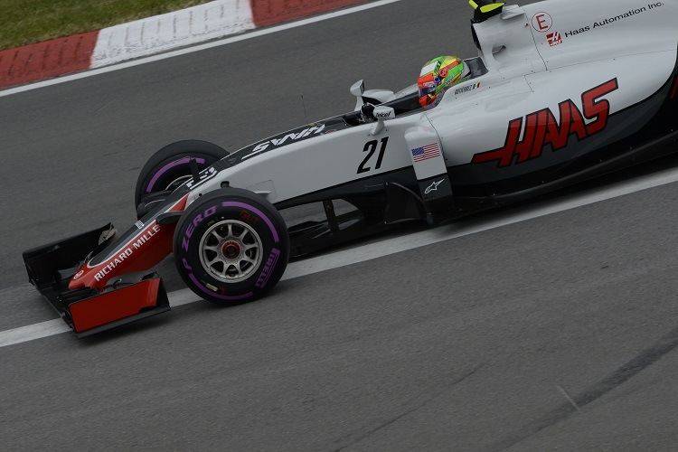 Esteban Gutierrez - Credit: Pirelli & C. S.p.A