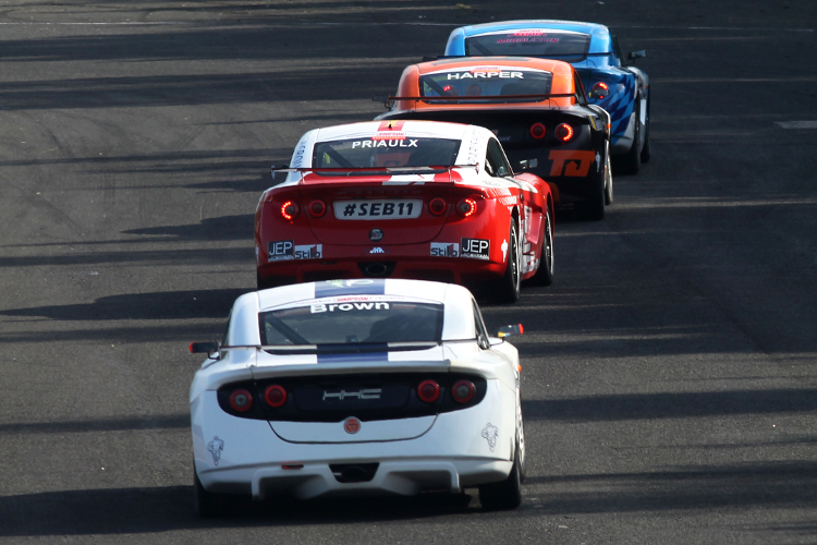 Ginetta Juniors - Credit: Jakob Ebrey Photography