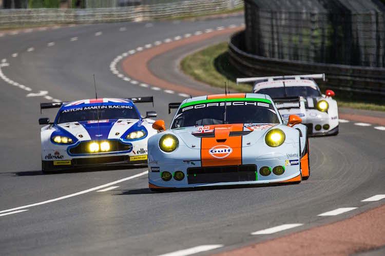 GTE Am Le Mans