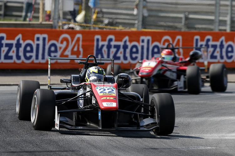 Joel Eriksson - Credit: FIA Formula 3 European Championship