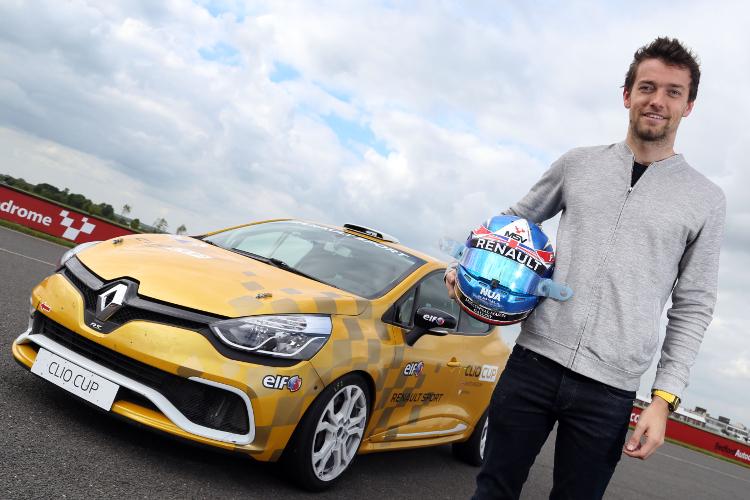 Jolyon Palmer - Credit: Renaultsport UK