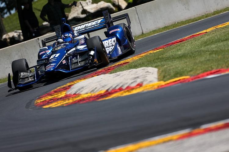 Josef Newgarden - Credit: Joe Skibinski / IndyCar