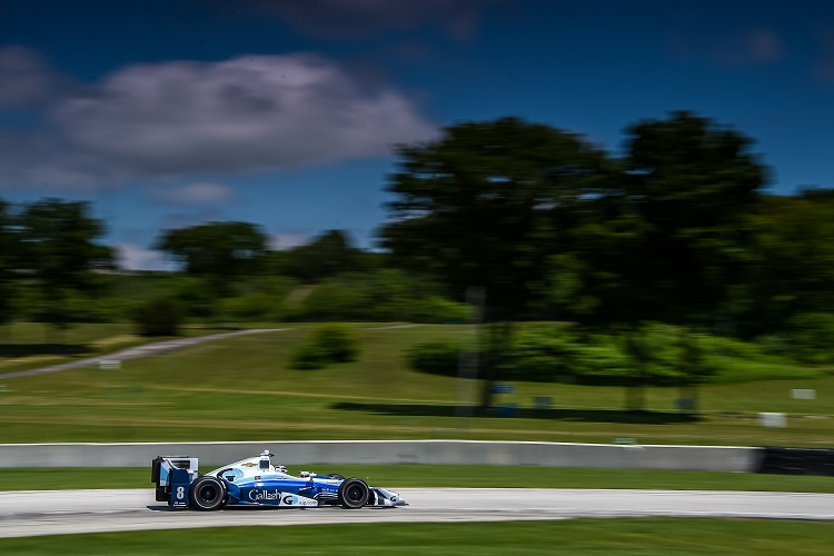 Max Chilton - Credit: Chris Owens / IndyCar