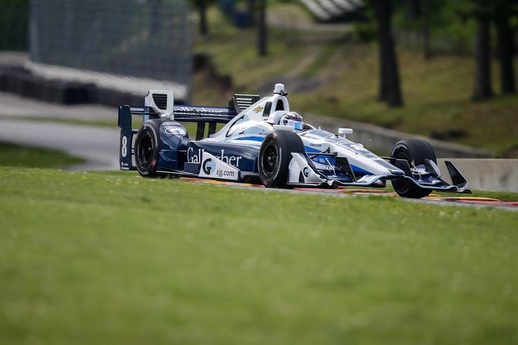 Max Chilton - Credit: Brian Simpson / IndyCar