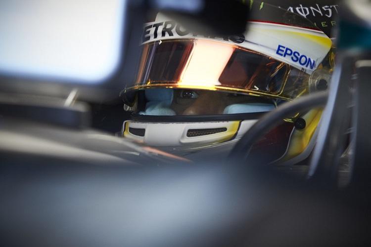 Credit: Mercedes AMG PETRONAS Formula 1 Team