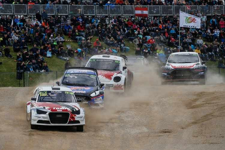 2016 FIA World Rallycross Championship / Round 03, Mettet, Belgium / May 14 - 15 2016 // Worldwide Copyright: IMG/McKlein