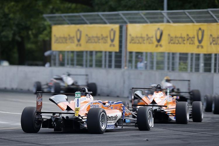 Mucke Motorsport - Credit: FIA Formula 3 European Championship