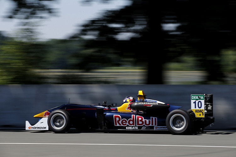 Niko Kari - Credit: FIA Formula 3 European Championship