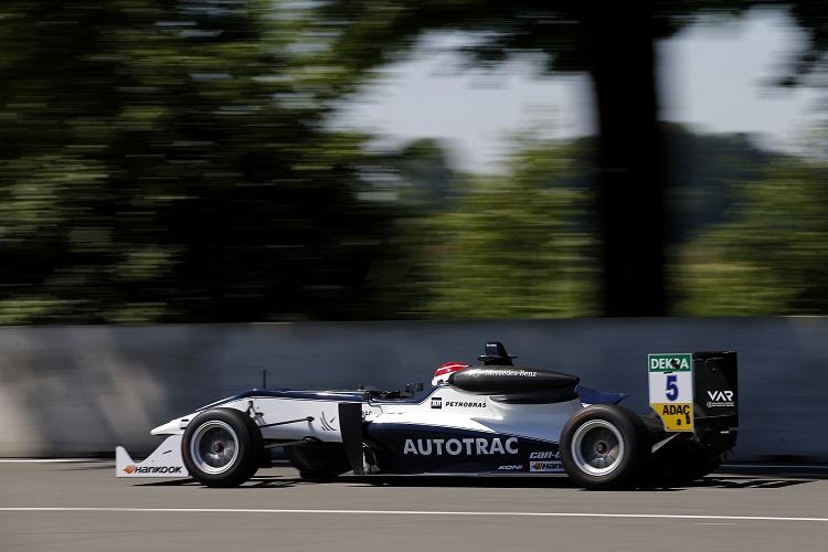 Pedro Piquet - Credit: FIA Formula 3 European Championship