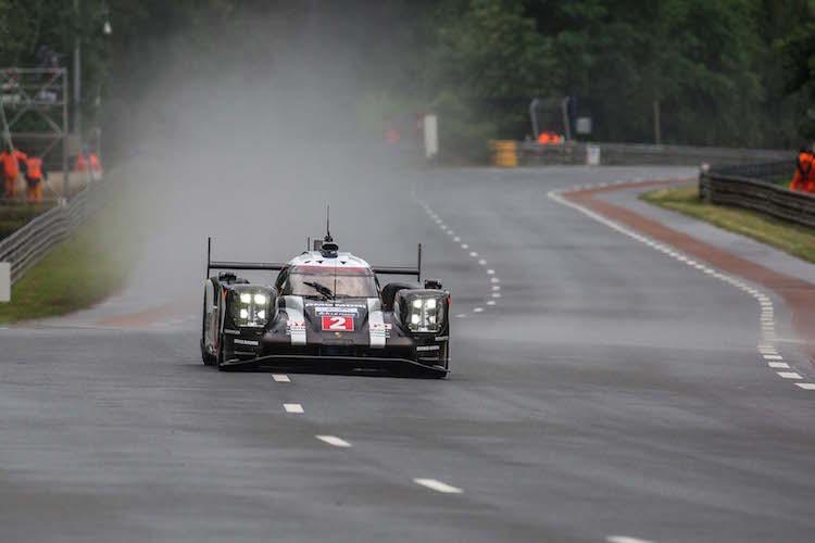 Porsche Le Mans FP1