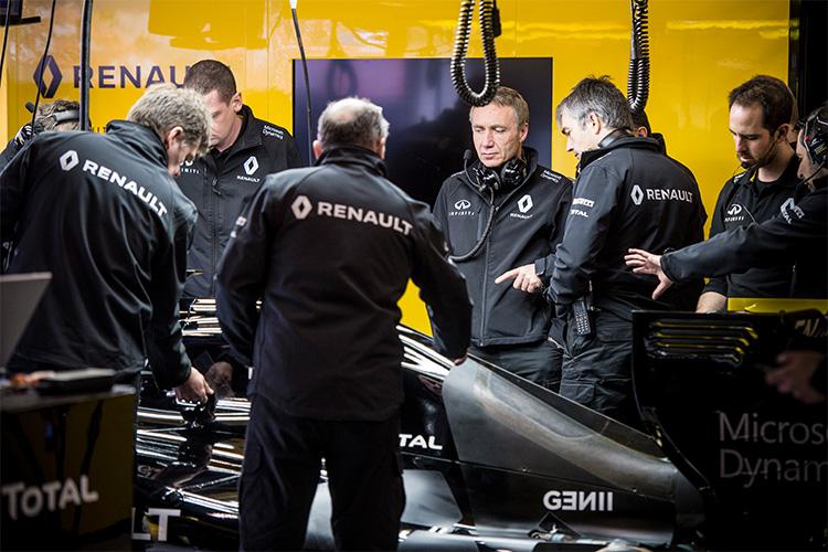 Credit: Renault F1