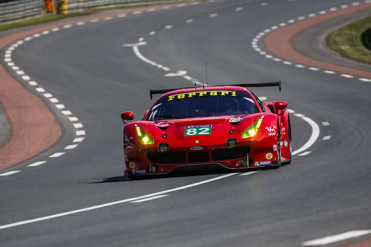 Risi Competizione are an experienced outfit and can't be counted out for at least a podium (Credit: Craig Robertson/RacePhotography.net)