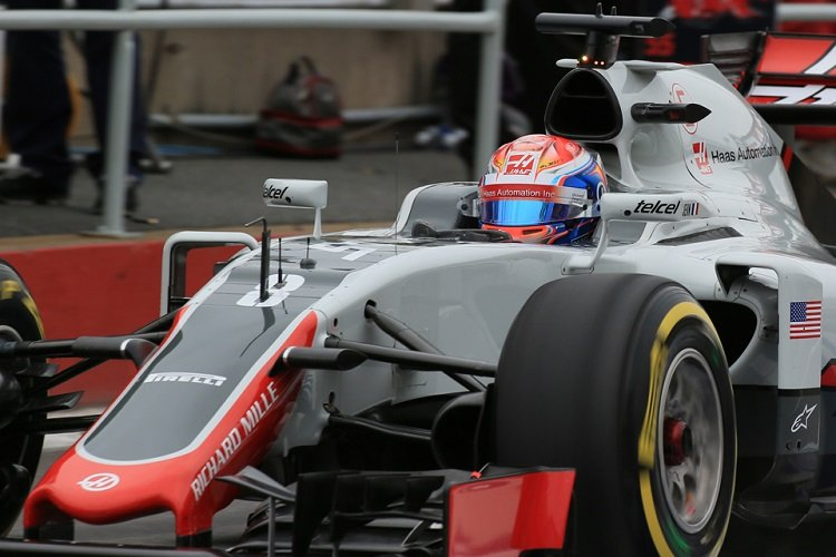 """Romain Grosjean: """"We just don't have any grip from the tires"""" - The"""