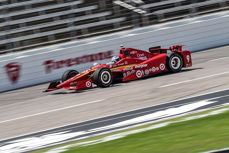 Start of IndyCar race in Texas pushed back because of rain