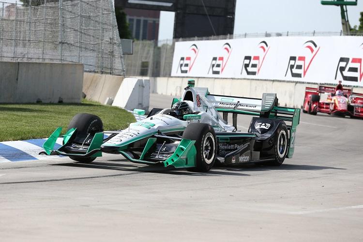 Simon Pagenaud - Credit: Bret Kelley / IndyCar