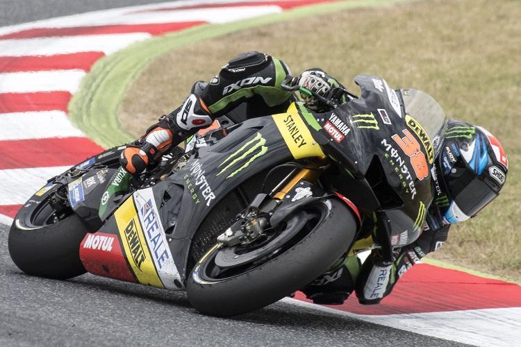 Bradley Smith - Photo Credit: Monster Yamaha Tech 3
