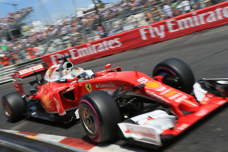 Ferrari look to boost potential in Canada with PU and Chassis upgrades - Formula 1 - The ...