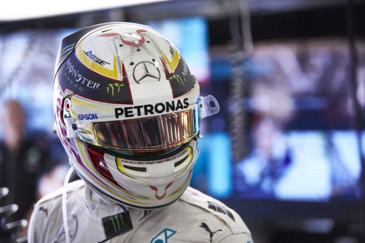 Großer Preis von Europa 2016, Samstag. Credit: Mercedes AMG PETRONAS