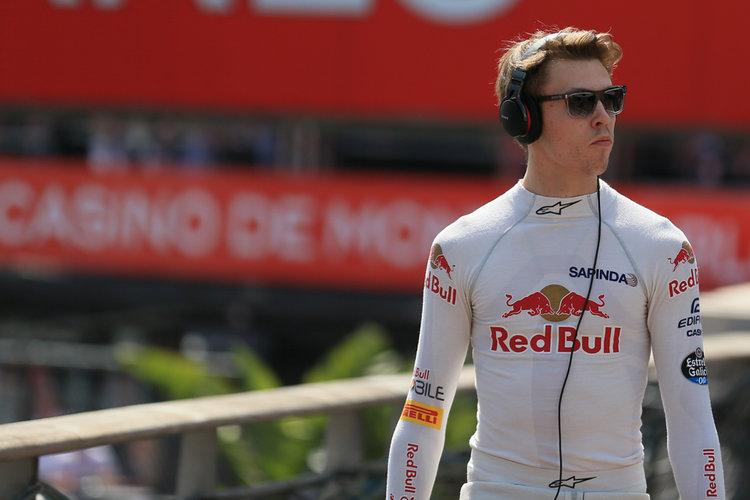 World © Octane Photographic Ltd. Scuderia Toro Rosso – Daniil Kvyat. Saturday 28th May 2016, F1 Monaco GP Practice 3, Monaco, Monte Carlo. Digital Ref : 1568LB1D9222 - Credit: Octane Photographic Ltd