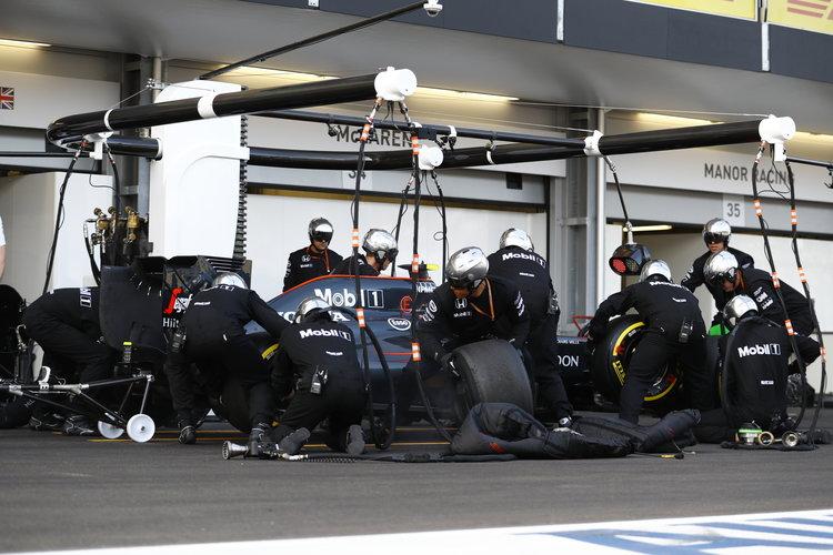 Credit: McLaren Media Centre