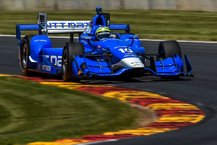 Tony Kanaan - Credit: Chris Owens / IndyCar