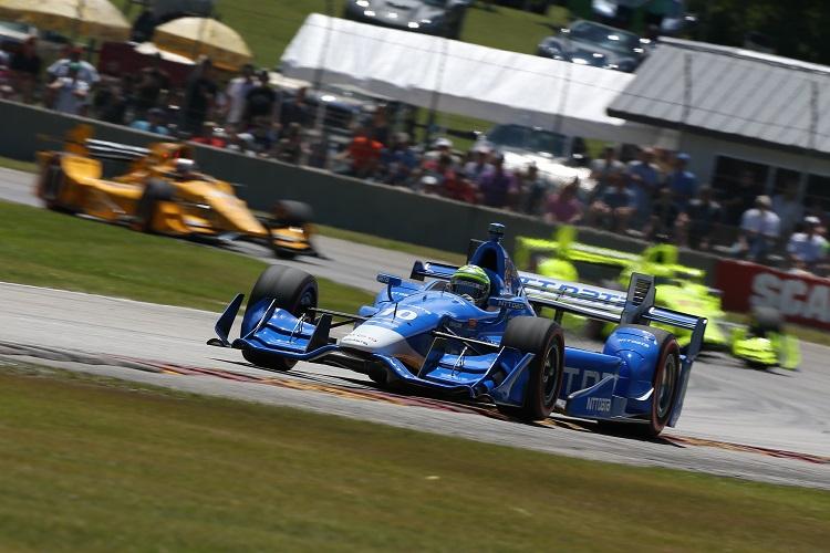 Tony Kanaan - Credit: Joe Skibinski / IndyCar