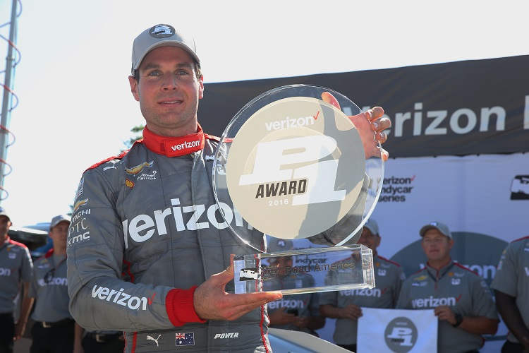 Will Power - Credit: Chris Jones / IndyCar