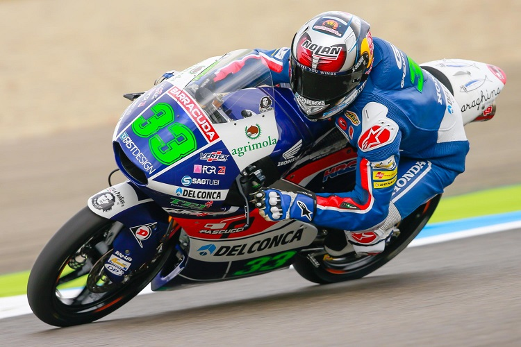 Enea Bastianini - Photo Credit: MotoGP.com