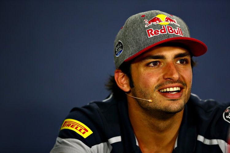 Carlos Sainz Jr - Credit: Dan Istitene/Getty Images