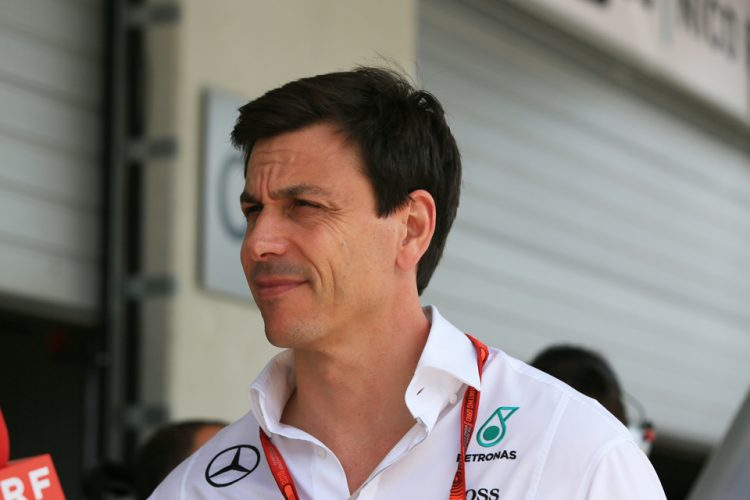 Mercedes-Benz Motorsport boss talking ahead of the German Grand Prix
