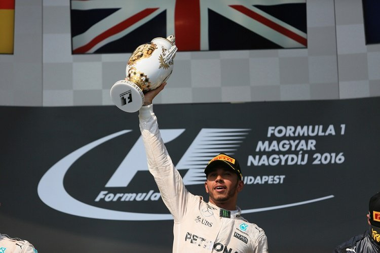 Lewis Hamilton - Photo Credit: Octane Photographic Ltd