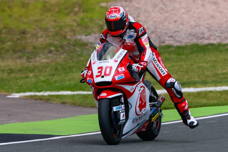 Takaaki Nakagami - Photo Credit: MotoGP.com