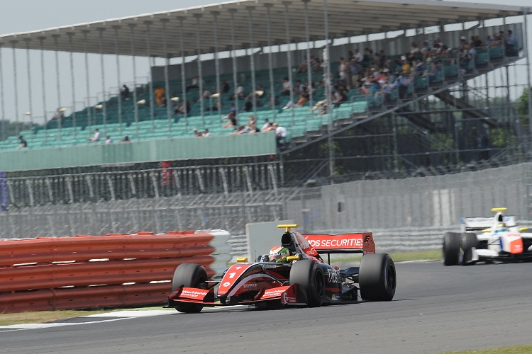Louis Deletraz - Credit: Formula V8 3.5