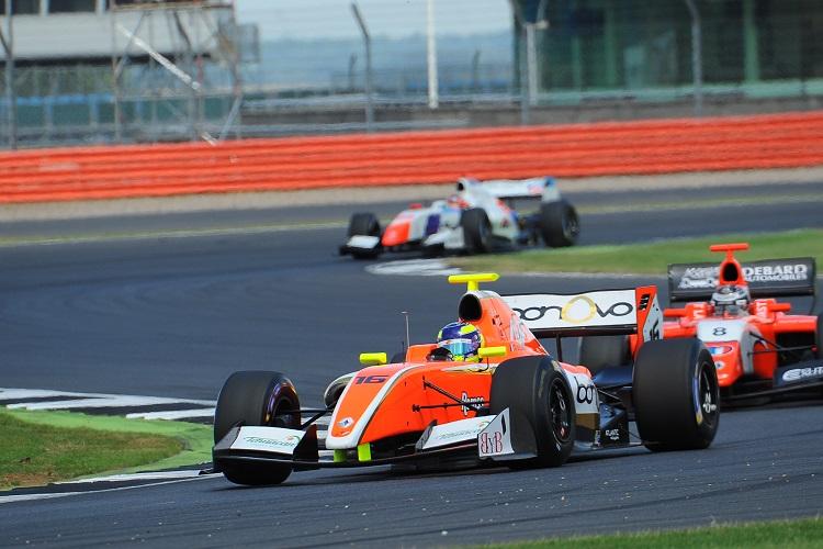 Tom Dillmann - Credit: Formula V8 3.5