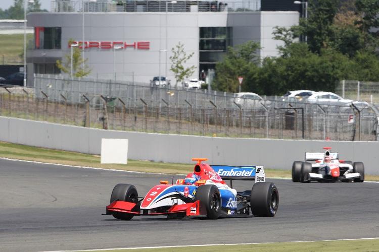 Pietro Fittipaldi - Credit: Formula V8 3.5