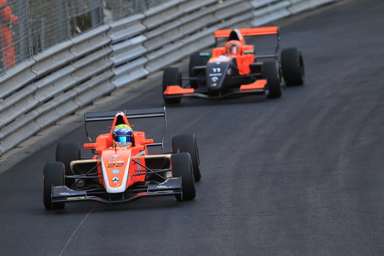 MP Motorsport, Arden looking into 2017 Eurocup entry - The Checkered Flag